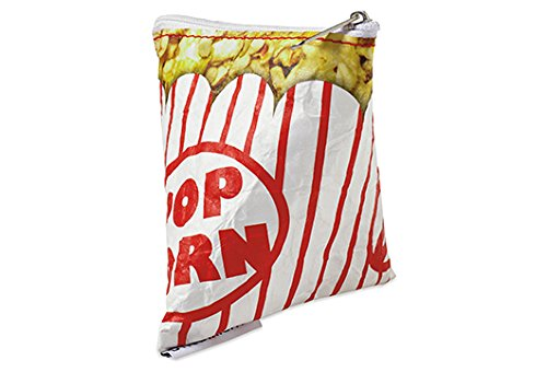 Dynomighty Popcorn Mighty Stash Pouch / Bag, Original Tyvek® - Water/Tear Res