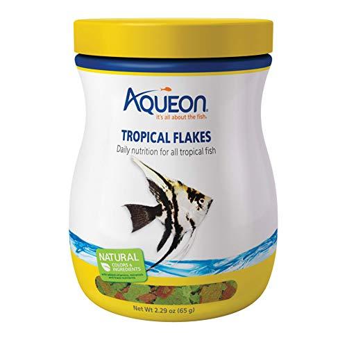 Aqueon Tropical Flakes 2.29 oz
