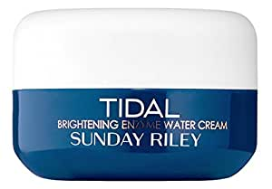 Sunday Riley Tidal Brightening Enzyme Water Cream .5 Ounce