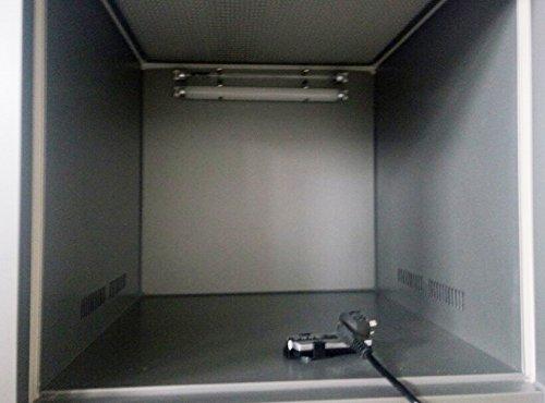 vinmax Vertical Ventilation Laminar Flow Hood Air Flow Clean Bench Workstation 110V 200W by vinmax (Image #4)