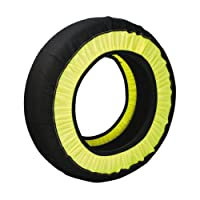 Multi Grip Snow and Ice Socks to fit Tyre Size 155/70 13