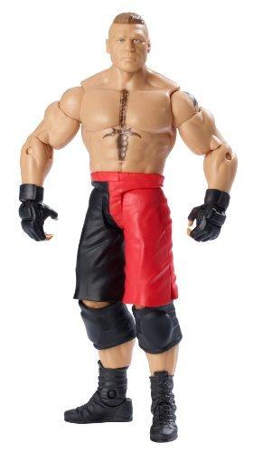 WWE Brock Lesnar RAW Supershow Figure - Series #25 by Mattel