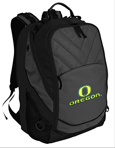 Broad Bay Best University of Oregon Backpack Laptop Computer Bag