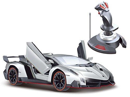 Holy Stone 2962A Lamborghini Veneno Diecast Model Remote Control Car with Gravity Sensor and Battery
