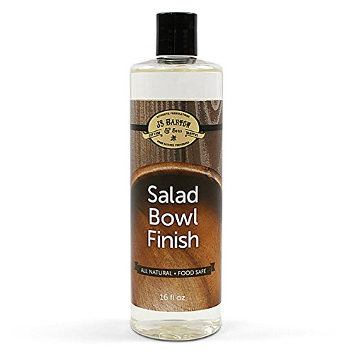 JS Bartow and Sons Salad Bowl Finish, Fo - Food Safe Finish Shopping Results