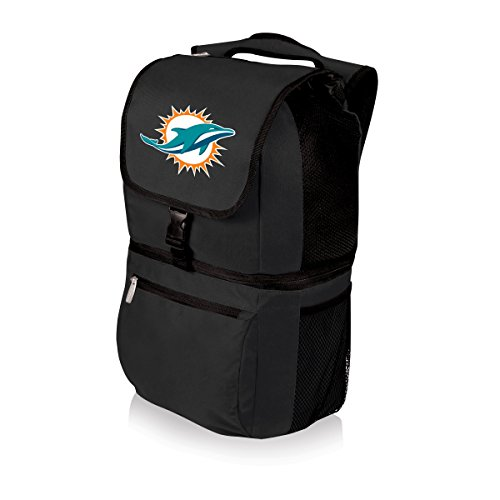 Nfl Zuma Insulated Cooler Backpack  Miami Dolphins