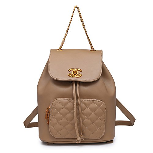 a New zainetto Craze Taupe London donna M Borsa Ff1nwE4q