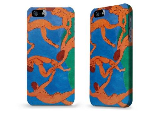 """Hülle / Case / Cover für iPhone 5 und 5s - """"Dance II"""" von Henry Matisse"""