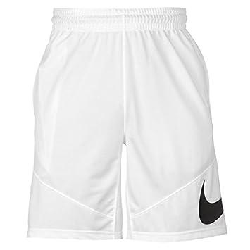 Nike Crossover Pantalón Corto De Baloncesto para hombre, blanco ...