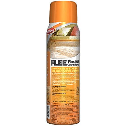 - Martins FLEE Plus IGR Carpet Spray 16OZ