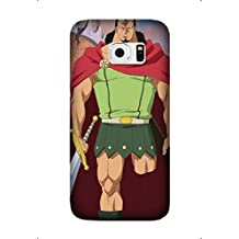 One Piece Kyros Hard Back Case Cover Skin For Samsung Galaxy S6
