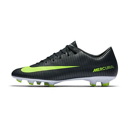Nike 852528-376, Botas de Fútbol para Hombre Verde (Seaweed / Volt-Hasta-White)
