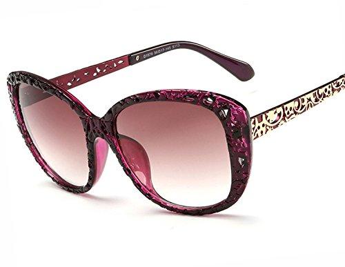 Sunglasses Women's Elegant UV Protection Sunglasses Glare Color Mirrors Sunglasses,S11
