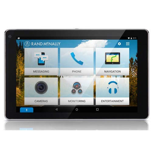 Rand McNally - OverDryve(TM) 7 Pro Truck Navigation with 7'' Display, Bluetooth & SiriusXM