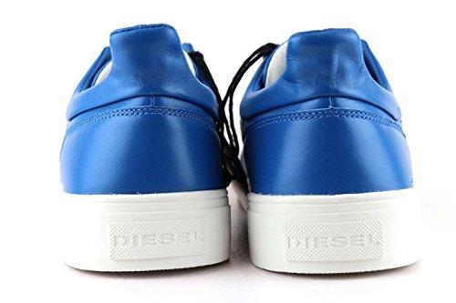 DIESEL S-HYPE Sneaker Low Men Blue *** TOP LOOK *** BEST PRICE *** NEW ***