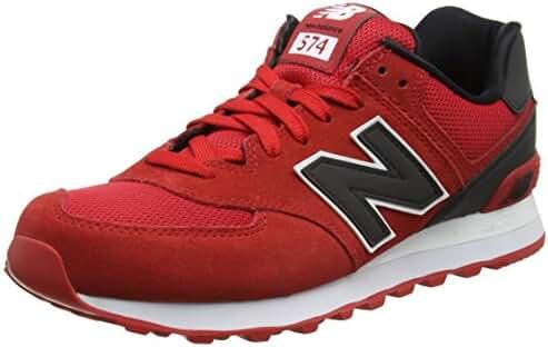 New Balance Men's ML574 Reflective Pack Sneaker