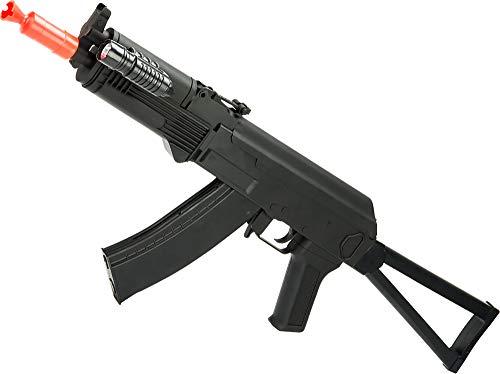 Evike CYMA P.47A AK74U Style Spring Powered Airsoft Rifle (Airsoft Ak74u Guns)