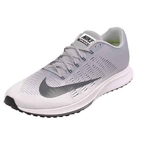 Zoom 9 Scarpe Dark da Uomo Nike Grey White Elite Air Fitness Wolf Grey x1pqttSw5