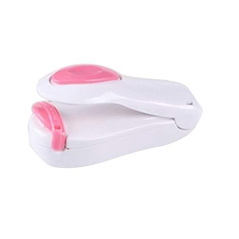 Máquina selladora de bolsas de plástico Mini máquina de sellado portátil Máquina de sellado de bolsas de plástico Presión de mano Máquina de sellado ...
