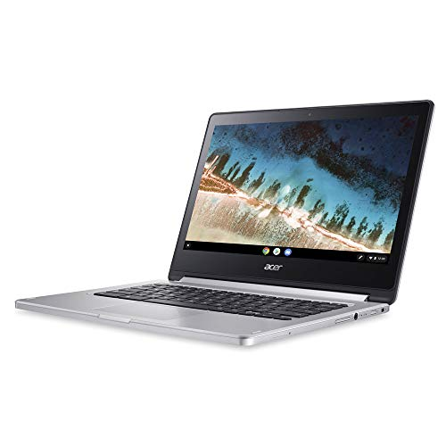 2020 Acer Chromebook R13 FHD 1080P Touchscreen 2-in-1 Laptop| MediaTek MT8173C| 4GB LPDDR3 RAM| 64GB eMMC| WiFi| HDMI| Webcam| Chrome OS + NexiGo 32GB MicroSD Bundle (Renewed)