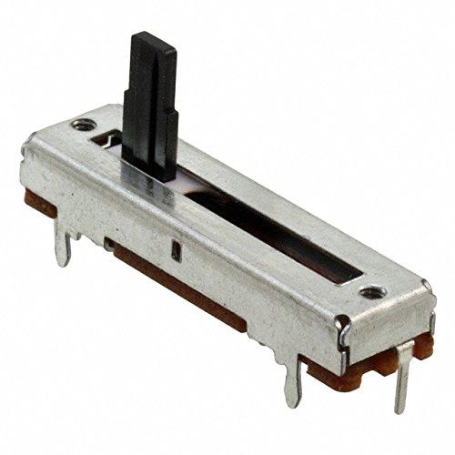 Slide Potentiometers 15mm Shaft No Det 20mm Strk Sng Lin