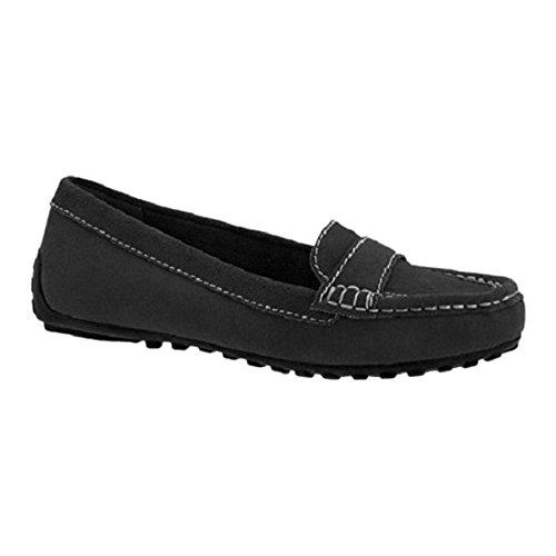 Hush Puppies Dalby MOCC WK IIV, Mocasines para Mujer, (Negro Ante), 37 EU: Amazon.es: Zapatos y complementos