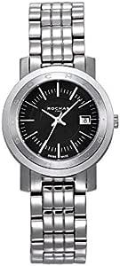 روتشاس ساعة رسمية للنساء - انالوج بعقارب، معدن - RH-0126