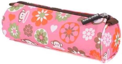 Paul Frank Pencil Case estuche 113pjf602.92 Rosa redondo: Amazon.es: Equipaje