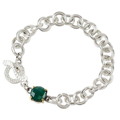 Novica Chalcedony Bracelets - 7