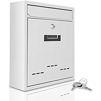 Amazon Com Buddy Products Inter Office Mailbox Steel