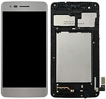 GSMCLUE Pantalla Completa De LG K8 2017 M200 LCD Tactil (Blanco ...