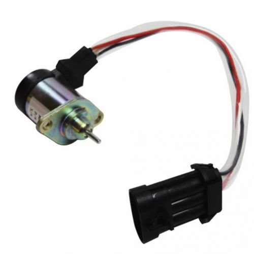 Amazon com: All States Ag Parts Fuel Solenoid Bobcat S750