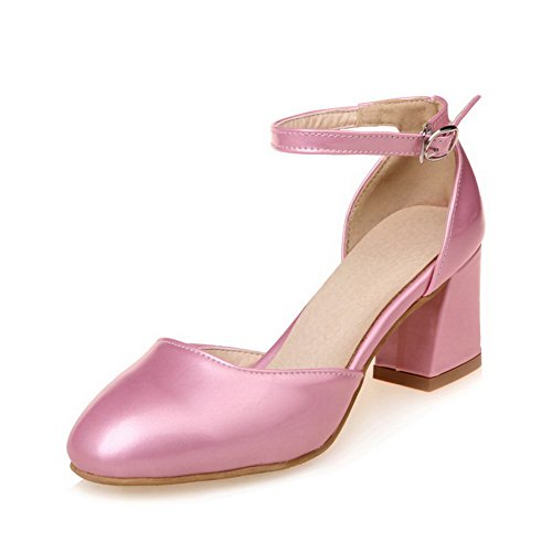 AdeeSu Womens Non-Marking Mini-Size Water_Resistant Urethane Sandals SLC03831 Pink WW76D