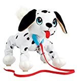 Peppy Pups Dalmatian, 8''