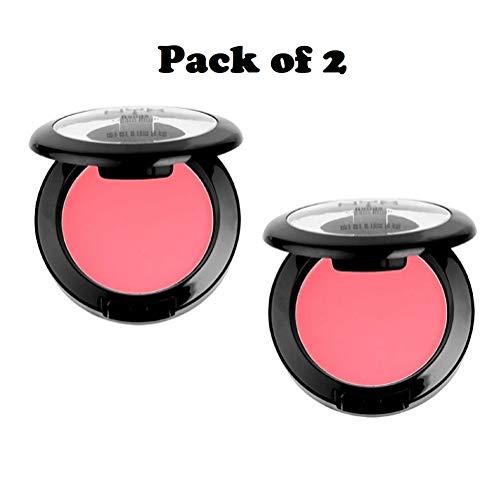 Pack of 2 NYX Rouge Cream Blush, CB05 Glow - Cream Rouge