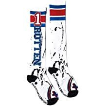 DC COMICS Suicide Squad Harley Quinn Rotten Knee High Socks, Shoe Size 5-10