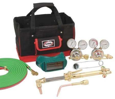 Harris 4403224 8525GX-510 DLX S Steel Worker Bag Kit
