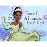 Hallmark The Princess And The Frog Invitations - 8 ct