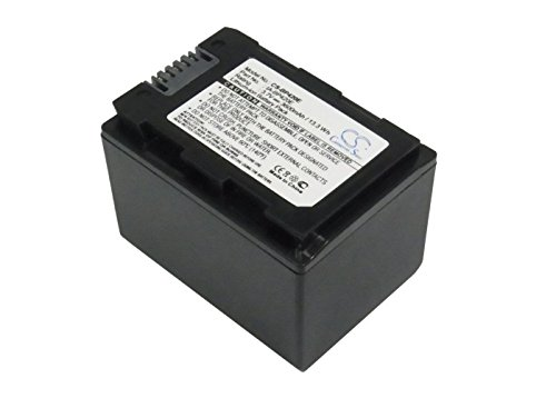 Cameron Sino Rechargeble Battery for Samsung hmx-h200   B01B5JDXBM