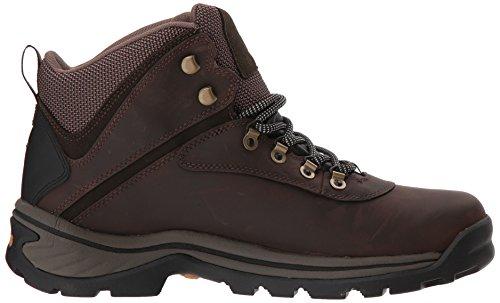 Lacets Hommes Hauts Marron Chaussure à Pour Blancs Brown Mi Timberland EaqT6q
