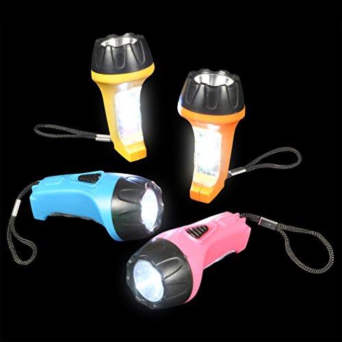 Flashlight Key Chains 12