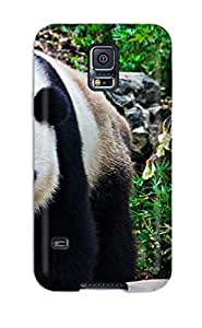 New Hxy Super Strong Bear Animal Tpu Case Cover For Galaxy S5