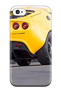 Hot Iphone 4/4s Case, Premium Protective Case With Awesome Look - Lotus 4317010K86904595