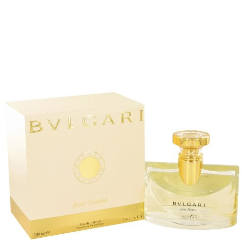 Bvlgari By Bvlgari For Women Eau De Parfum Spray 34 Ounces