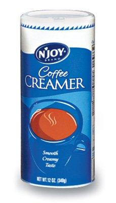 N'Joy Non Dairy Powder Creamer (12 oz.) (3 Canisters) - AB-300-10