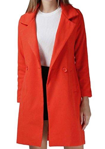 thermal women long coat - 8