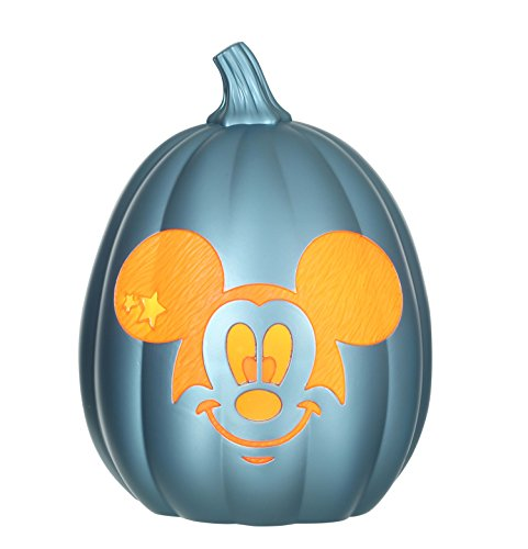 Disney Mickey Mouse Light Up Pumpkin, 12