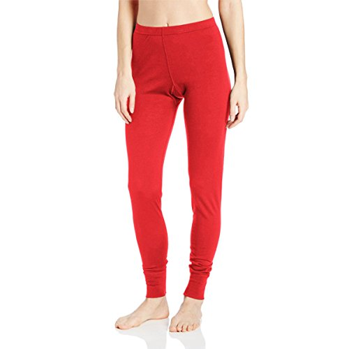 (Minus33 Merino Wool 801 Magalloway Women's Lightweight Bottom Red XL)