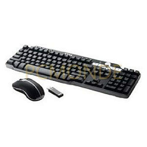 - Dell Wireless Keyboard and Mouse