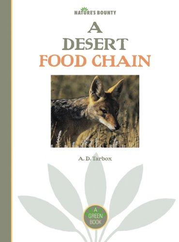 Nature's Bounty: A Desert Food Chain pdf